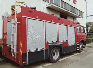泡沫灭火设备泡沫消防车里装的是什么泡沫