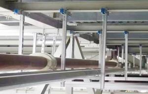 为什么反复强调抗震支架应用于工程中的作用?