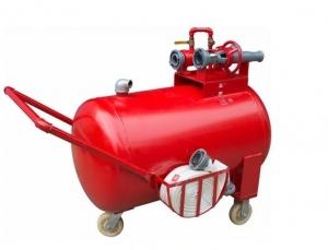 消防泡沫液储罐如何选择?