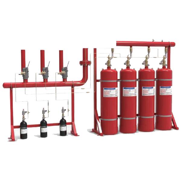 贮压式七氟丙烷灭火装置