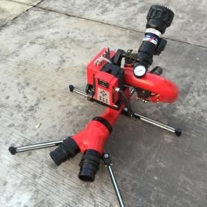 PSKDY60ZB-SX移动电控自摆消防炮