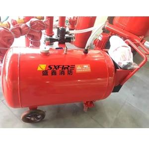 城阳区PY移动式不锈钢低倍数泡沫灭火装置