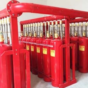 城阳区管网式七氟丙烷灭火系统