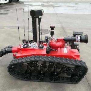城阳区防爆轮式灭火机器人