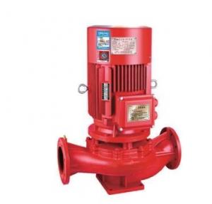 立式单级消防泵组