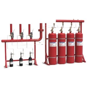 城阳区贮压式七氟丙烷灭火装置